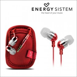 Audifonos Urban 300 Ruby Red Energy