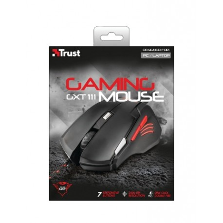 GXT 111 GAMING MOUSE Trust