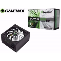 Fuente Poder GameMax 650w 80Plus Bronze GP-650