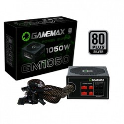 Fuente Poder GameMax 1050w 80Plus Bronze GM-1050