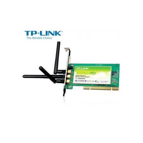 TP-LINK TL-WN951N Wireless N300 Advanced PCI